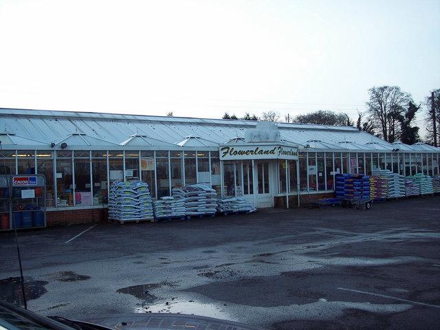 Flowerland Garden Centre