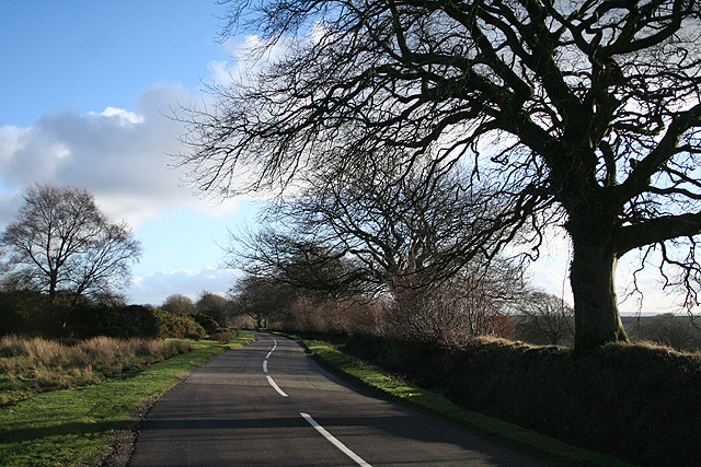 Winsford: on South Hill