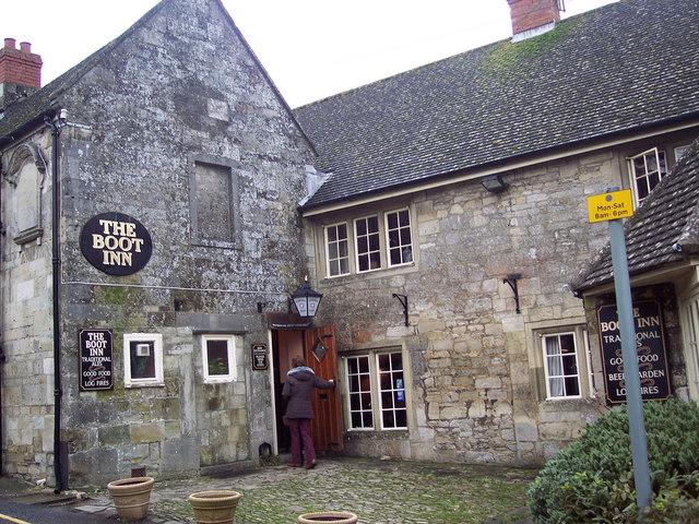 The Boot Inn, Tisbury