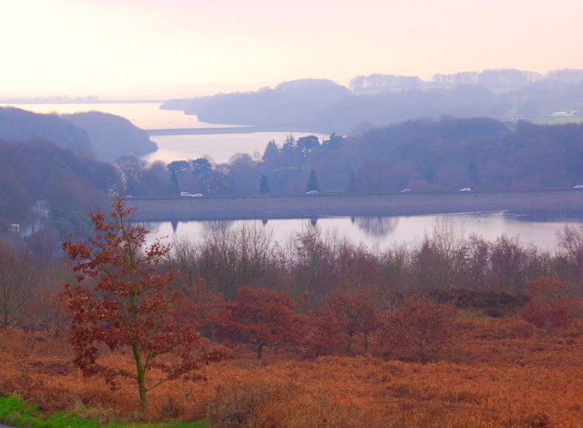 South Over Anglezark Reservoir