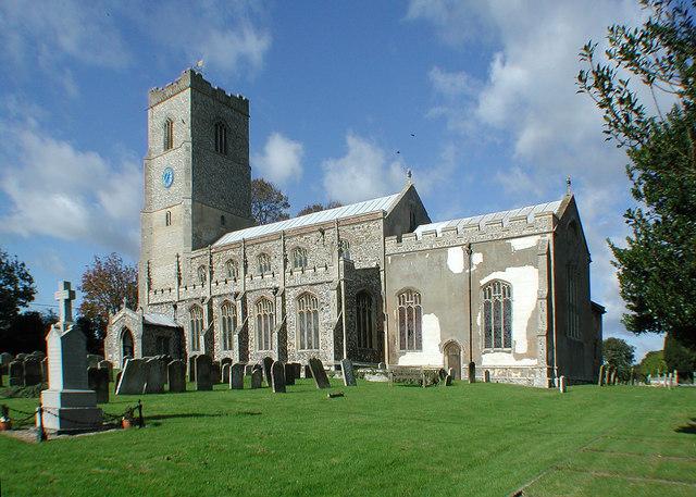 St Martin, Fincham, Norfolk