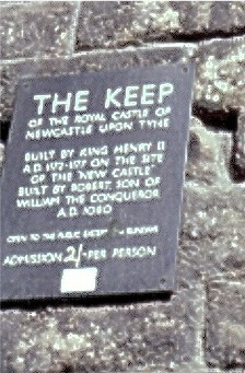 Newcastle Royal Keep