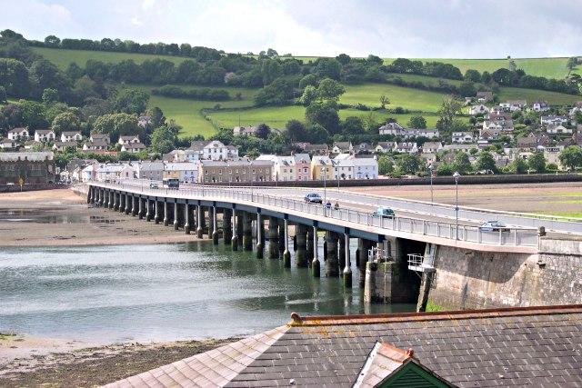 Teignmouth and Shaldon Bridge