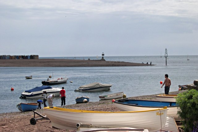 The Point from Shaldon