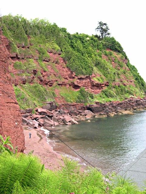 Maidencombe Beach