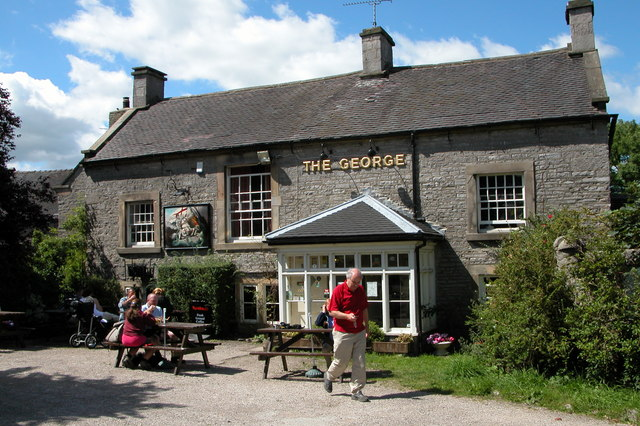 The George at Alstonefield