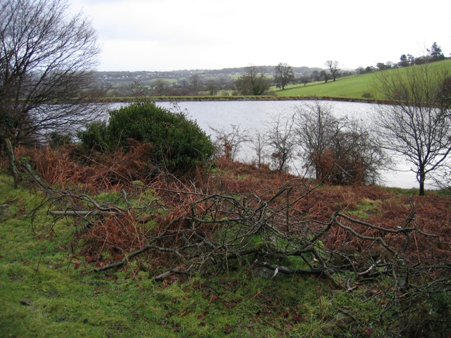 Cilcain No 3 Reservoir