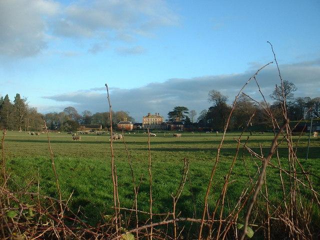 Farmland near Hardwick