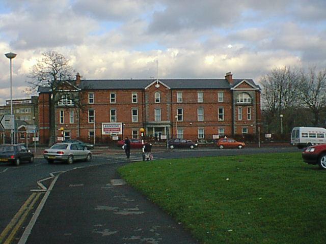 Chesterfield - former Royal Hospital Building