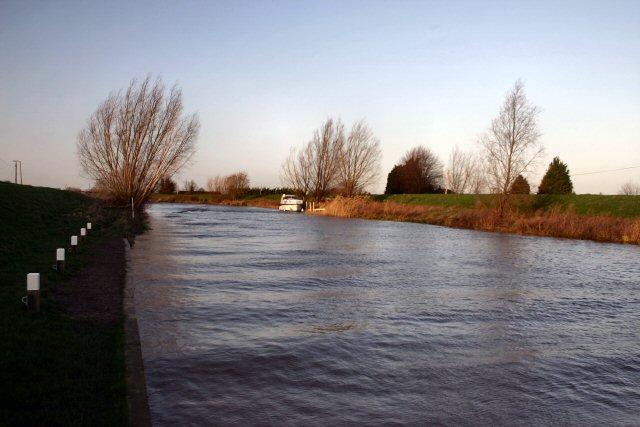 River Lark at Prickwillow