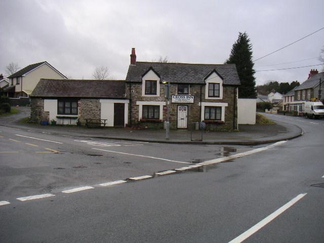 Cross Inn - Llanfihangel-ar-Arth