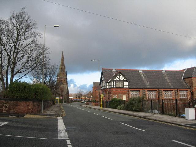 Church Road, Higher Tranmere