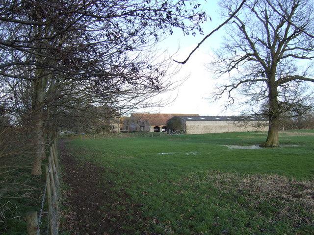 Brixton or Thrupp Farm?