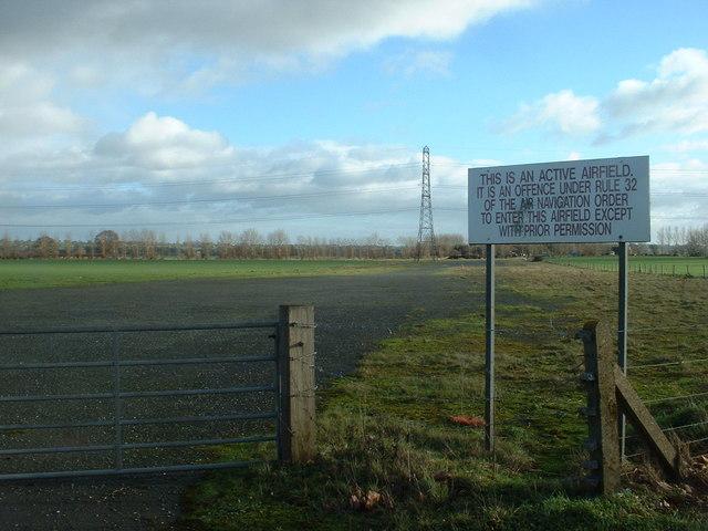 Rednal Airfield