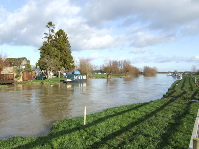 Thames at Radcot