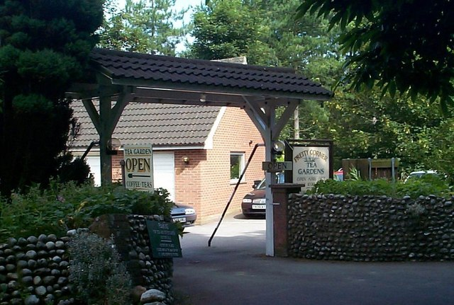 Pretty Corner Tea Gardens.