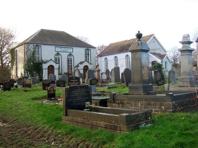 Llwynadda Chapel, Llechryd