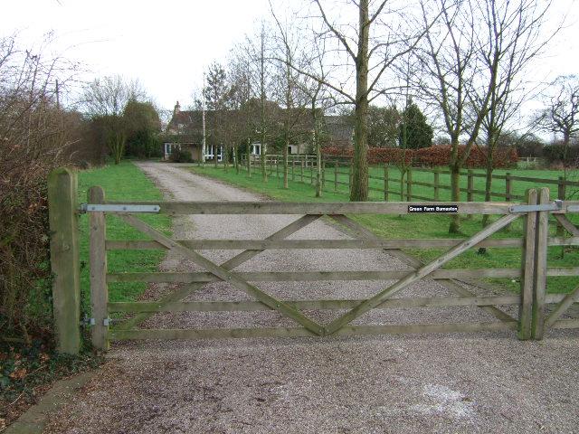 Green Farm at Burnaston
