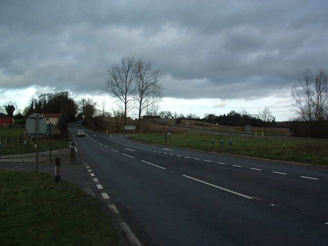 Junction On The A140