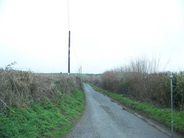 Between Twinhoe & Midford