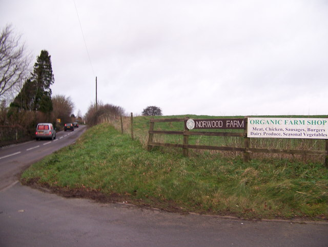 Norwood Farm Entrance