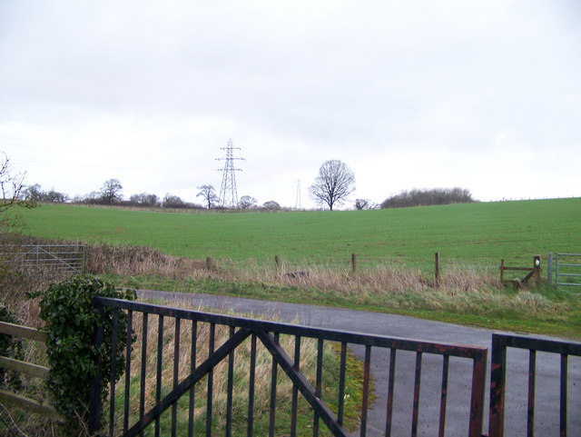 Footpath to Hinton Charterhouse