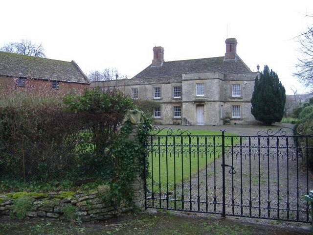 Manor house, East Tytherton