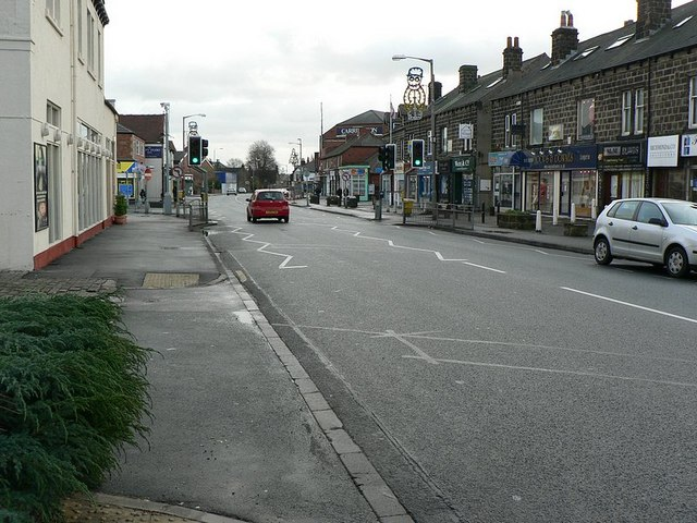 New Road Side, Horsforth