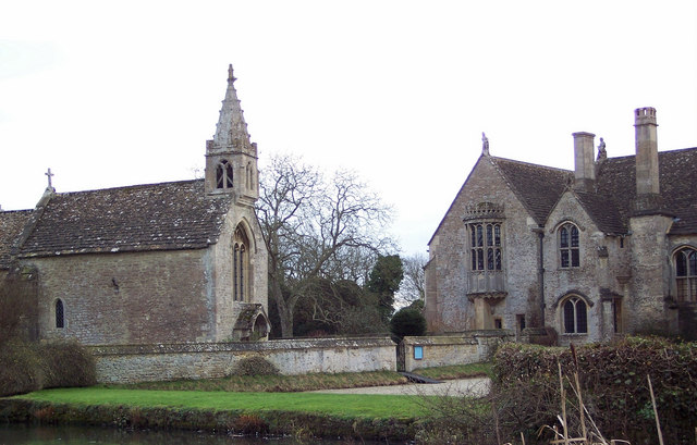 Great Chalfield Manor and Church