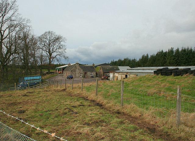 Craigroy Farm.