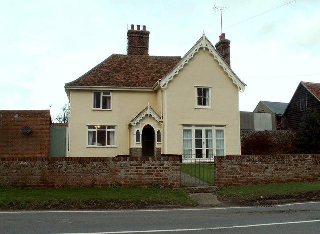 Farmhouse at Smith Green Farm