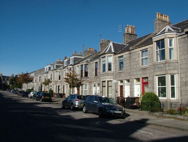 Stanley Street, Aberdeen