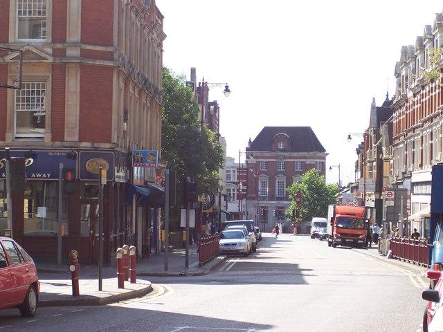 Craven Park Road/Harlesen High Street  NW10