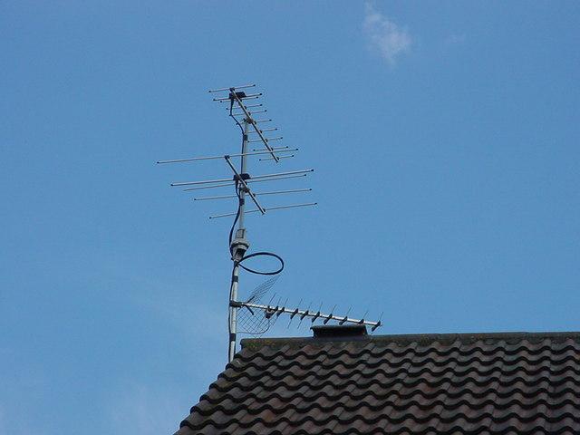 G7HRP VHF-UHF Amateur Radio Antenna at SE2433