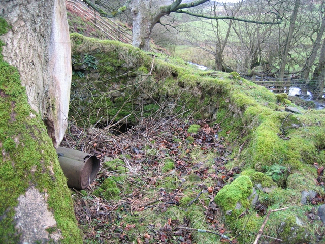 Lime Kiln near Cilcain