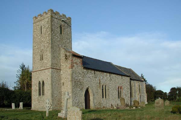 All Saints, Bircham Newton, Norfolk