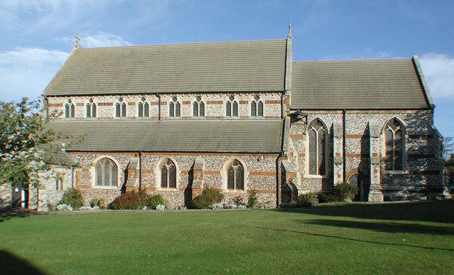 St Edmund, Hunstanton, Norfolk