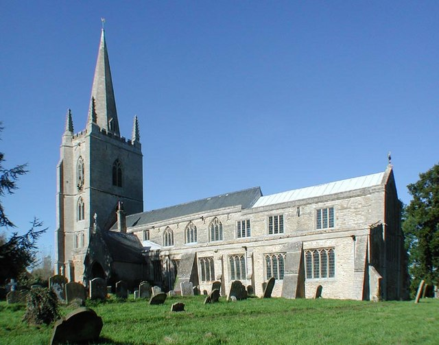 All Saints, Tilney All Saints, Norfolk