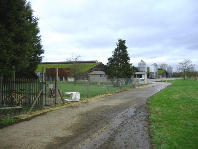 Battery farm
