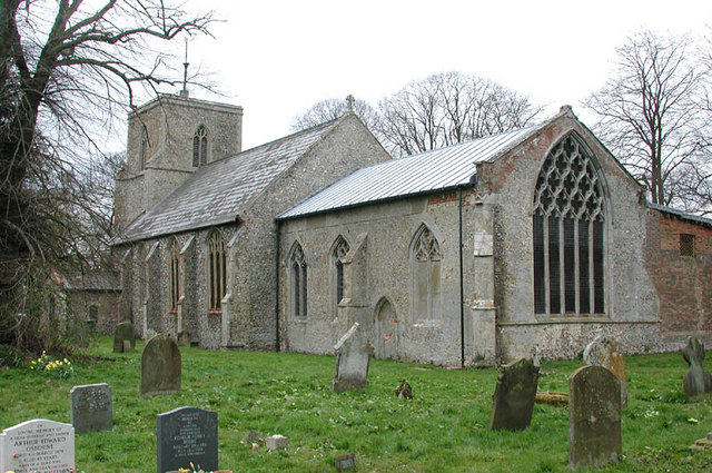 St Mary, Tittleshall, Norfolk