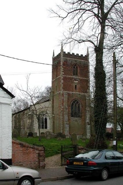 All Saints, Litcham, Norfolk