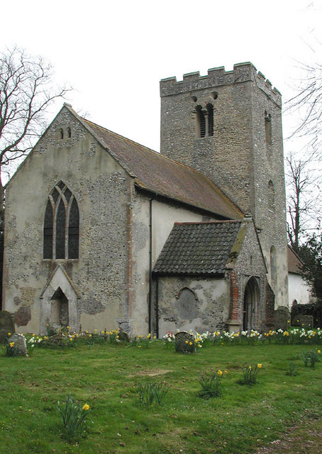 St Andrew, Great Dunham, Norfolk