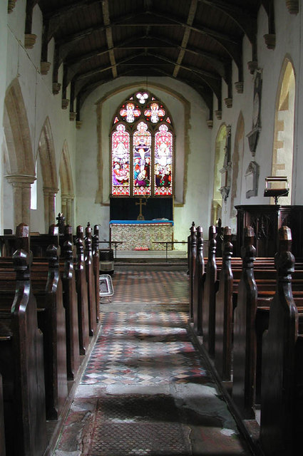 St Margaret, Little Dunham, Norfolk - East end
