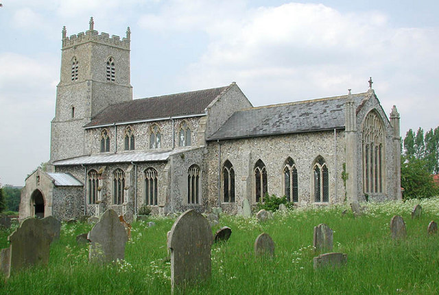 St Mary, Great Cressingham, Norfolk