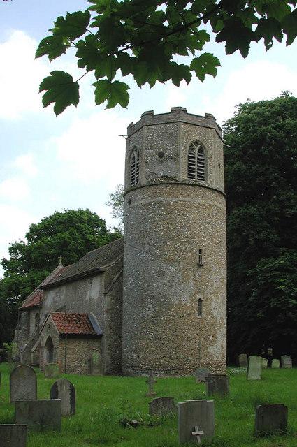 All Saints, South Pickenham, Norfolk