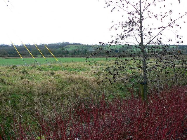 Farmland, North Wroughton, Swindon
