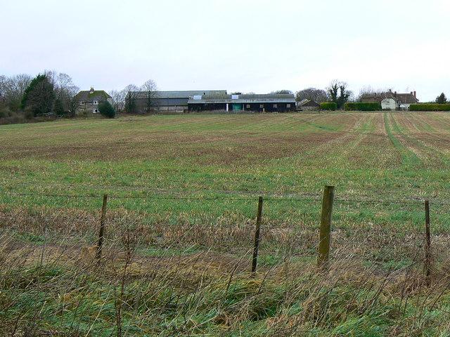 Parsloe's Farm, Overtown, Wroughton, Swindon