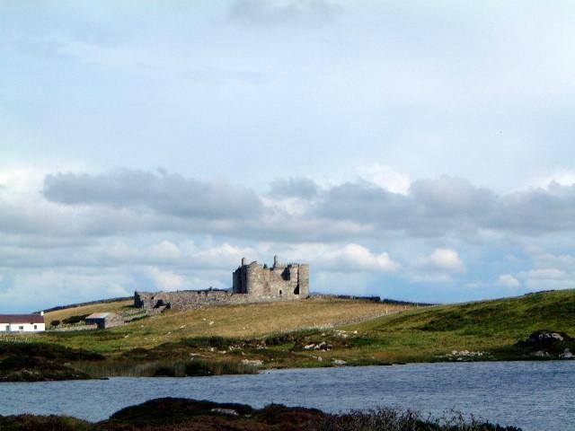 Bunowen Castle Co. Galway