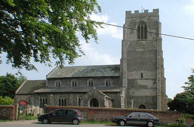 St Andrew, Holme Hale, Norfolk