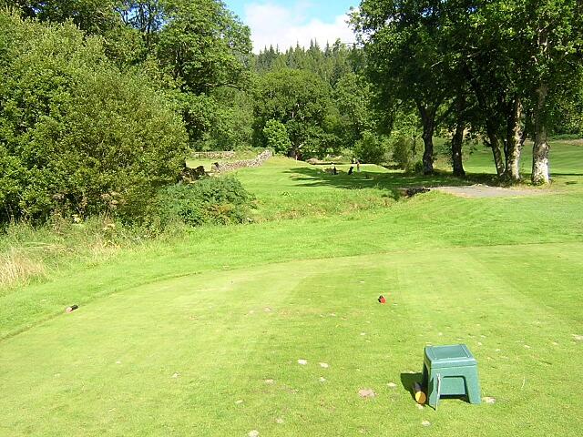 Tenth Hole, Aberfoyle Golf Course